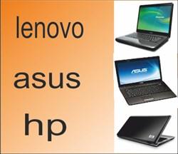 فروش با بهترین قیمت لپ تاپ asus  hp  lenovo