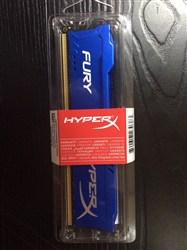 Kingston hyperx 8GB 1600MHz