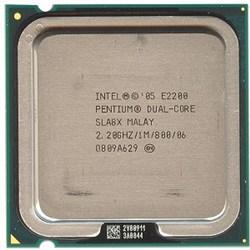 cpu intel E200