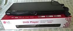player دی وی دی ال جی مدل dv381