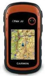 GPS GARMIN eTrex® 20