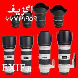 لنز كانن - لنز دوربین حرفه ای کانن