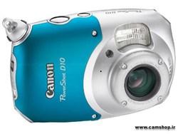 دوربین عکاسی کانون مدل power shot D10