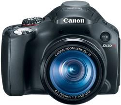 فروش دوربین عکاسی کانن مدل SX30is - دست دوم - کارکرده