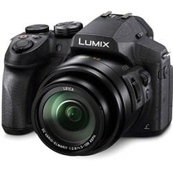 دوربین lumix FZ100 پاناسونیک -کار کرده
