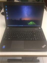 لپ تاپ  دست دوم لنوو thinkpad edge e540