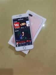 گوشی آیفون ۷ پلاس ۳۲ گیگ - دست دوم -کارکرده - رزگلد