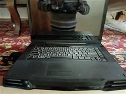 فروش استثنایی یکدستگاه لب تاب  دست دوم - مدل Alienware