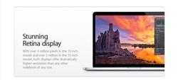 "Apple MacBook Pro 13.3"" 256GB Retina Display with Intel Core i5"