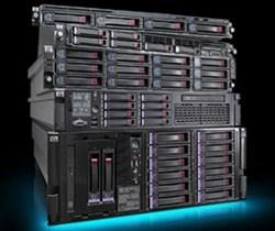 قیمت فروش انواع سرور های رکمونت اچ پی- hp rackmount server