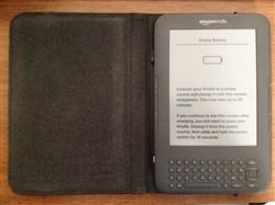 فروش یک دستگاه Amazon Kindle WiFi در حد نو
