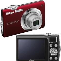 Nikon Coolpix S3000 + 4.0GB SDHC Card