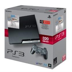 فروش ویژه انواع PS3  SONY 320GB مخصوص بازی آنلاین