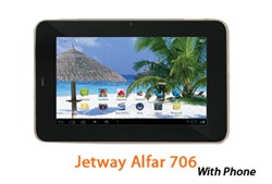 فروش تبلت جت وی مدل alfar 706