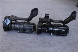 فروش دو دستگاه دوربین فیلمبرداری Z1 و FX1