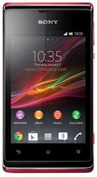 بهترین قیمت فروش گوشی موبایل Sony Xperia E - سونی اکسپریا ای