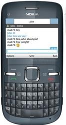 بهترین قیمت فروش گوشی موبایل  Nokia C3 - نوکیا سی 3