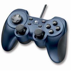 دسته بازی - Game Pad لاجيتك-Logitech Rumblepad 2