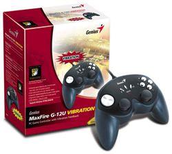 دسته بازی - Game Pad جنيوس-Genius MaxFire G-12U Vibration
