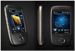 گوشی موبايل اچ تي سي-HTC Touch Viva