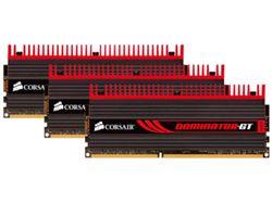 رم کامپیوتر - RAM PC  -Corsair Dominator GT Series Triple 6GB FSB 2000