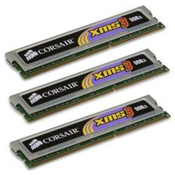 رم کامپیوتر - RAM PC  -Corsair  XMS3 Triple 6GB FSB 1333