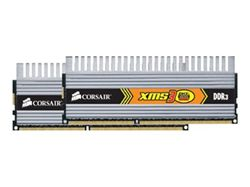 رم کامپیوتر - RAM PC  -Corsair DHX Series DDR3 4GB FSB 1600