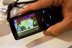 MP3 & MP4 Player سامسونگ-Samsung Samsung YP-Q1 8G