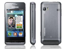 گوشی موبايل سامسونگ-Samsung S7230E/S7233 Wave 723