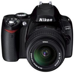 دوربين عكاسی ديجيتال نيكون-Nikon D40