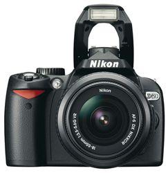 دوربين عكاسی ديجيتال نيكون-Nikon D60