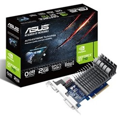 كارت گرافيك - VGA ايسوس-Asus GeForce GT 710 2GB DDR3 64bit