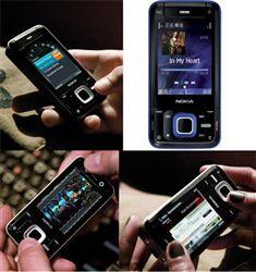 گوشی موبايل نوكيا-Nokia N81 8GB