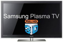 تلویزیون سه بعدی- 3D TV  سامسونگ-Samsung  3D Plasma 63C7000