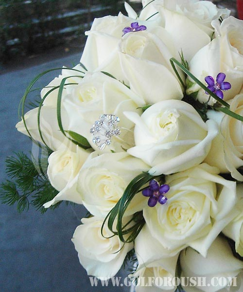 تصاویر دسته گل طبیعی