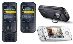 گوشی موبايل نوكيا-Nokia N86