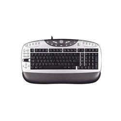 كيبورد - Keyboard ايفورتك-A4Tech   KBS-26