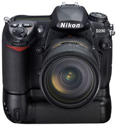 دوربين عكاسی ديجيتال نيكون-Nikon D200