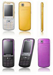 گوشی موبايل سامسونگ-Samsung  M3510 Beat b