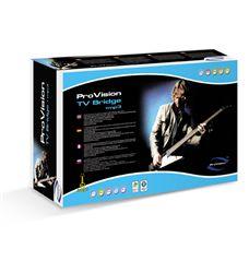 كارتهای ويدئويی  -Provision TV Bridge + MP3