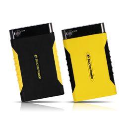 هارد اكسترنال - External H.D  -SILICON POWER EXTERNAL HARD 250GB