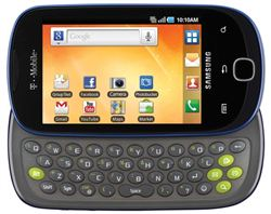 گوشی موبايل سامسونگ-Samsung Gravity SMART
