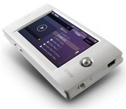 MP3 & MP4 Player  -iriver W7 8GB