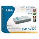 سوئيچ شبکه - SWITCH دي لينك-D-Link Switch Kvm-4k