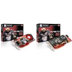 كارت گرافيك - VGA ام اس آي-MSI RADEON 4870 1GB  -  R4870-T2D1G