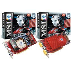 كارت گرافيك - VGA ام اس آي-MSI RADEON 3850 256MB  -  RX3850-T2D256E-OC