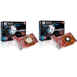 كارت گرافيك - VGA ام اس آي-MSI RADEON 4650 1GB - R4650-D1G
