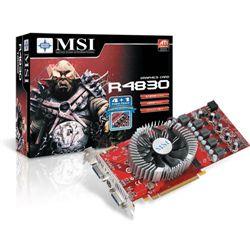 كارت گرافيك - VGA ام اس آي-MSI RADEON 4830 512 MB - R4830-T2D512-OC