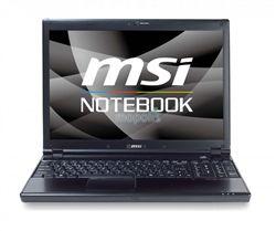 لپ تاپ - Laptop   ام اس آي-MSI Professional PX600-H2.4Ghz-3MB