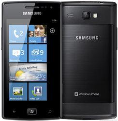 گوشی موبايل سامسونگ-Samsung Omnia W I8350